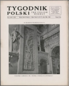 Tygodnik Polski = The Polish Weekly / Koło Pisarzy z Polski 1944, R. 2 nr 31 (83)