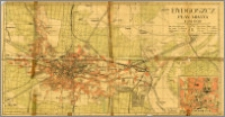 Bydgoszcz : plan miasta