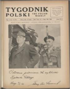 Tygodnik Polski = The Polish Weekly / Koło Pisarzy z Polski 1946, R. 4 nr 20 (177)