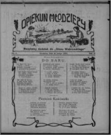 """Opiekun Młodzieży : bezpłatny dodatek do """"Głosu Wąbrzeskiego"""" 1925.02.26, R. 2, nr 8"""