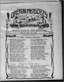 """Opiekun Młodzieży : bezpłatny dodatek do """"Głosu Wąbrzeskiego"""" 1926.03.04, R. 3, nr 9"""