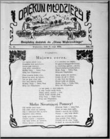 """Opiekun Młodzieży : bezpłatny dodatek do """"Głosu Wąbrzeskiego"""" 1926.05.13, R. 3, nr 19"""