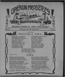 """Opiekun Młodzieży : bezpłatny dodatek do """"Głosu Wąbrzeskiego"""" 1927.01.13, R. 4, nr 2"""