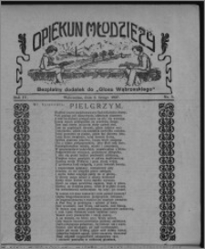 """Opiekun Młodzieży : bezpłatny dodatek do """"Głosu Wąbrzeskiego"""" 1927.02.03, R. 4, nr 5"""