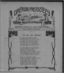 """Opiekun Młodzieży : bezpłatny dodatek do """"Głosu Wąbrzeskiego"""" 1927.02.15, R. 4, nr 7"""