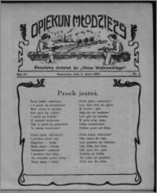 """Opiekun Młodzieży : bezpłatny dodatek do """"Głosu Wąbrzeskiego"""" 1927.03.03, R. 4, nr 9"""