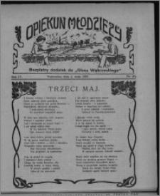 """Opiekun Młodzieży : bezpłatny dodatek do """"Głosu Wąbrzeskiego"""" 1927.05.05, R. 4, nr 17"""