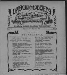 """Opiekun Młodzieży : bezpłatny dodatek do """"Głosu Wąbrzeskiego"""" 1927.05.12, R. 4, nr 18"""