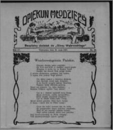 """Opiekun Młodzieży : bezpłatny dodatek do """"Głosu Wąbrzeskiego"""" 1927.05.26, R. 4, nr 20"""