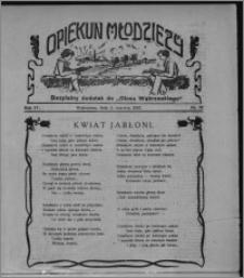 """Opiekun Młodzieży : bezpłatny dodatek do """"Głosu Wąbrzeskiego"""" 1927.06.02, R. 4, nr 21"""