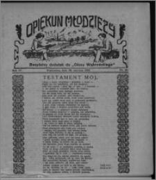 """Opiekun Młodzieży : bezpłatny dodatek do """"Głosu Wąbrzeskiego"""" 1927.06.30, R. 4, nr 25"""