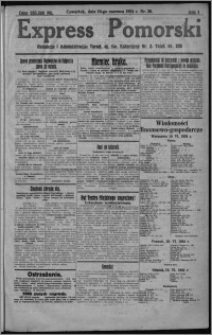 Express Pomorski 1924.06.19, R. 1, nr 36