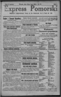Express Pomorski 1924.07.29, R. 1, nr 76
