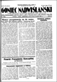 Goniec Nadwiślański 1927.08.09, R. 3 nr 180