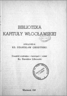 Biblioteka Kapituły Włocławskiej