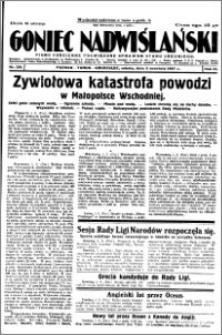 Goniec Nadwiślański 1927.09.03, R. 3 nr 201