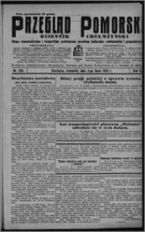 Przegląd Pomorski : dziennik chełmżyński : pismo demokratyczne i bezpartyjne poświęcone sprawom kulturalno-oświatowym i gospodarczym 1929.07.04, R. 2, nr 150