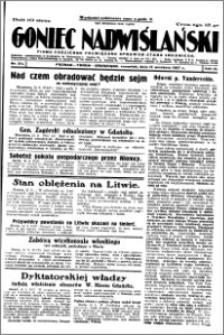 Goniec Nadwiślański 1927.09.15, R. 3 nr 211