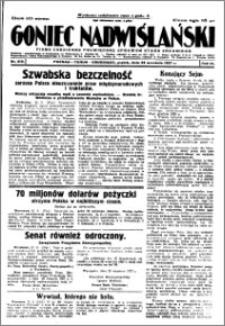 Goniec Nadwiślański 1927.09.23, R. 3 nr 218