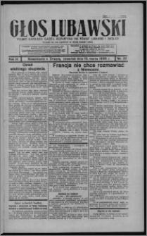Głos Lubawski : polsko-katolicka gazeta bezpartyjna na powiat lubawski i okolice 1936.03.19, R. 3, nr 33