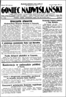 Goniec Nadwiślański 1927.09.30, R. 3 nr 224