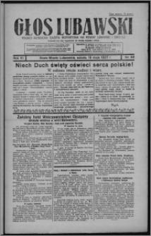 Głos Lubawski : polsko-katolicka gazeta bezpartyjna na powiat lubawski i okolice 1937.05.15, R. 6 [i.e. 4], nr 56 + Dodatek Rolniczy nr 16