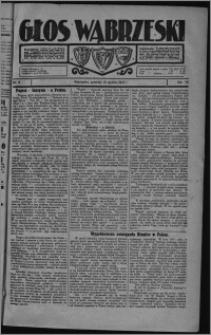 Głos Wąbrzeski 1927.01.13, R. 7, nr 6