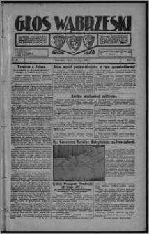 Głos Wąbrzeski 1927.02.08, R. 7, nr 16
