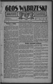 Głos Wąbrzeski 1927.02.10, R. 7, nr 17
