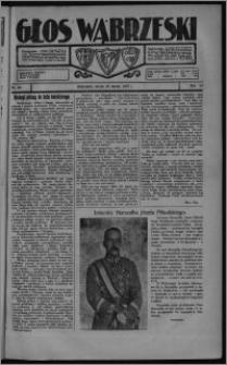 Głos Wąbrzeski 1927.03.22, R. 7, nr 34