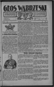 Głos Wąbrzeski 1927.04.30, R. 7, nr 50