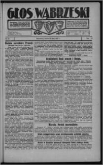Głos Wąbrzeski 1927.07.16, R. 7, nr 81