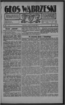 Głos Wąbrzeski 1927.08.27, R. 7, nr 98