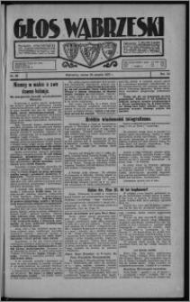 Głos Wąbrzeski 1927.08.30, R. 7, nr 99