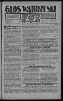 Głos Wąbrzeski 1927.09.24, R. 7, nr 110 + dodatek powieściowy