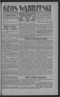 Głos Wąbrzeski 1927.10.06, R. 7, nr 115