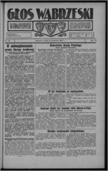 Głos Wąbrzeski 1927.10.08, R. 7, nr 116 + dodatek powieściowy