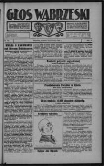 Głos Wąbrzeski 1927.10.13, R. 6[!], nr 118