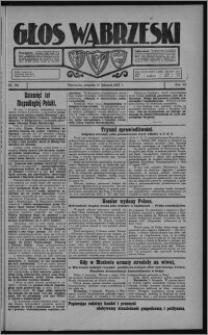 Głos Wąbrzeski 1927.11.10, R. 7, nr 130