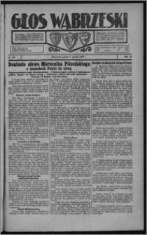 Głos Wąbrzeski 1927.12.03, R. 7, nr 140