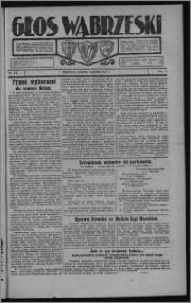 Głos Wąbrzeski 1927.12.08, R. 7, nr 142 + dodatek powieściowy