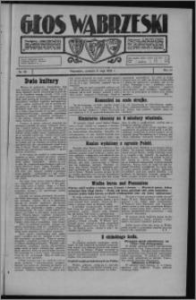 Głos Wąbrzeski 1928.05.31, R. 8, nr 63 + nowela