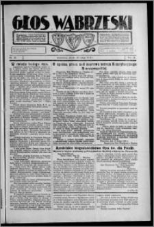 Głos Wąbrzeski 1929.02.26, R. 9, nr 25