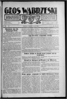 Głos Wąbrzeski 1929.03.07, R. 9, nr 29