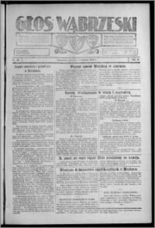 Głos Wąbrzeski 1929.04.04, R. 9, nr 40