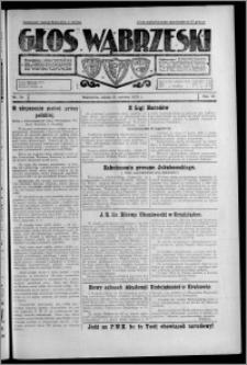 Głos Wąbrzeski 1929.06.15, R. 9, nr 70