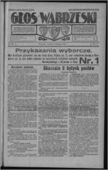 Głos Wąbrzeski 1930.11.13, R. 10, nr 133