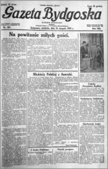 Gazeta Bydgoska 1929.08.18 R.8 nr 189