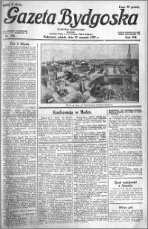 Gazeta Bydgoska 1929.08.23 R.8 nr 193