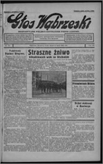 Głos Wąbrzeski : bezpartyjne polsko-katolickie pismo ludowe 1932.03.08, R. 12, nr 29